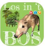 app dieren in het bos