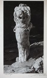 Nr.3564 Carthago, Löwenstatue