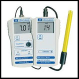 Milwaukee PH & EC Meter