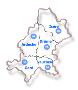 interventions dans la Drôme|Ardèche|Gard|Isère