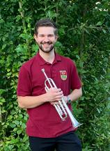 Jonas Friedrich Trompete Trompete Flügelhorn Musikverein Marienhagen Musiker