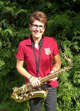 Christine Friedrich Saxophon Marienhagen