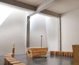 Kapelle Karl Rahner Haus, Objekte Klaus Simon ; Quelle Eschenbach