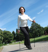 Nordic Walking, Präventionskurs