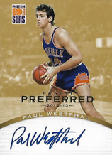 PAUL WESTPHAL / Preferred Signatures - No. 186  (#d 9/10)