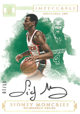 SIDNEY MONCRIEF / Indelible Ink - No. II-SM  (#d 7/10)