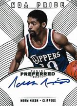 NORM NIXON / NBA Pride - No. 460  (#d 3/5)