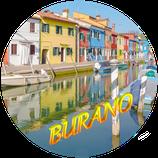BURANO und die Laguneninseln