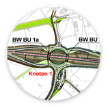 Grafik: igbv Straßen- und Tiefbauplanung / Verkehrsplanung