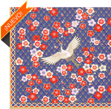 Servilletas decoradas con diferentes aves para todo tipo de trabajos con decoupage