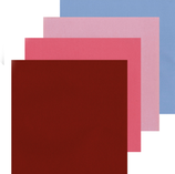 Papeles para scrap en tonos básicos para usar de base o troquelar formas. Ideales para cualquier trabajo de scrapbooking.