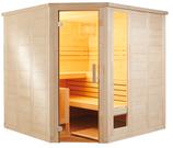 Sauna Komfort Corner Large