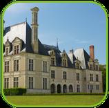 Camping Sites et Paysages Les Saules à Cheverny - Loire Valley - Notre partenaire le château de Beauregard à Cellettes