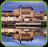 Camping Sites et Paysages Les Saules à Cheverny - Loire Valley - Notre partenaire le château royal d'Amboise