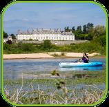 Camping Sites et Paysages Les Saules à Cheverny - Loire Valley - Notre partenaire les montgolfières Au Gré des Vents