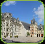 Camping Sites et Paysages Les Saules à Cheverny - Loire Valley - Notre partenaire le château royal de Blois