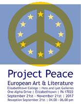 Peace Frieden Ristau Ausstellung Flensburg Kunst