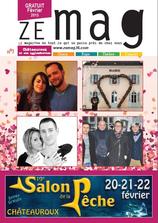 ZE mag 36 Châteauroux N°3 Février 2015