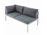 sofa jardín