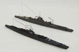 日本海軍 潜水艦  伊-58、伊-402 ◆模型製作工房 聖蹟
