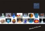 Studioglas, Glaskunst, Paperweights, Sulpturen, Kunsthandwerk, glasgalerie, Fusing