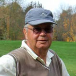 Rolf Hartenstein, Mannschaftscaptain der Seniorenmannschaft. Golf-Club Freudenstadt. Foto Rainer Sturm stormpic.de