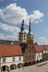 Das Rathaus von Lemgo © Lemgo-Information
