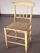 Der Hiller Stuhl. | MT-Foto: Gisela Burmester