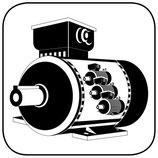 Elektromotor 4/6/8 pol 3 Drehzahlen qu Mn 3 Drehzahlen E Motor 4 6 8 pol B3 Fußmotor