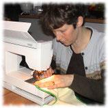 Jedes Produkt wird in sorgfältiger Handarbeit einzeln angefertigt