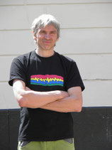 Der Künstler und Inhaber Rainer Schunder