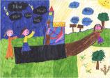 Vanessa Plunser, 3. Klasse; Sünder zuerchtweisen