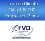 Chiffre d'affaires de la vente directe en France en 2017 :  4,45 milliards d'euros… Un chiffre d'affaires à faire pâlir bon nombre d'entrepreneurs