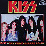 KISS CD Bootlegs - dehausis jimdo page!