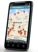 MyGreenfee.com App - © Albatros Datenservice GmbH