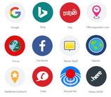 Die größten Branchen und Kartenverzeichnisse - seo-webseiten-beratung.de