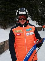 Am Bild Dominik Maier beim Junioren-Weltcup-Finale in St. Sebastian bei Mariazell. (Foto: RC Mondi Frantschach)