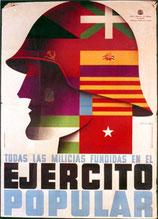 El ejército popular de E. Melendreras.