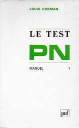 Le manuel du test du Patte-Noire de Louis Corman ou les aventures de Pattenoire.