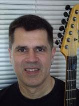 Gitarrist Jörg Sieghart