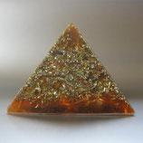 Orgonit-Pyramide, mittel