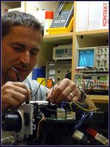 Reparatur Saeco Espressomaschine