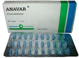 anavar, oxandrolone, оксандролон