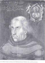 Bildnis Gerhard vom Berge, aus dem Hildesheimer Kartäuserkloster