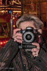 Ein Portrait von der Assistentin und Fotografin Dagmar Alberts