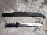 krav maga et défense contre couteau ?