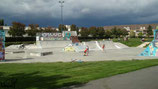 Skate à Rennes, skatepark de la Poterie