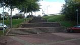 Skate à Rennes, Cesson-Sévigné, les marches