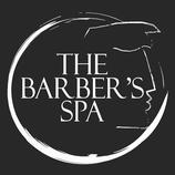 the barbers spa, the barbers spa logo, the barbers spa logotipo, the barber spa, the barber spa logotipo