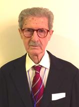 Prof. Salvatore Rocca Rossetti, primo presidente AUP